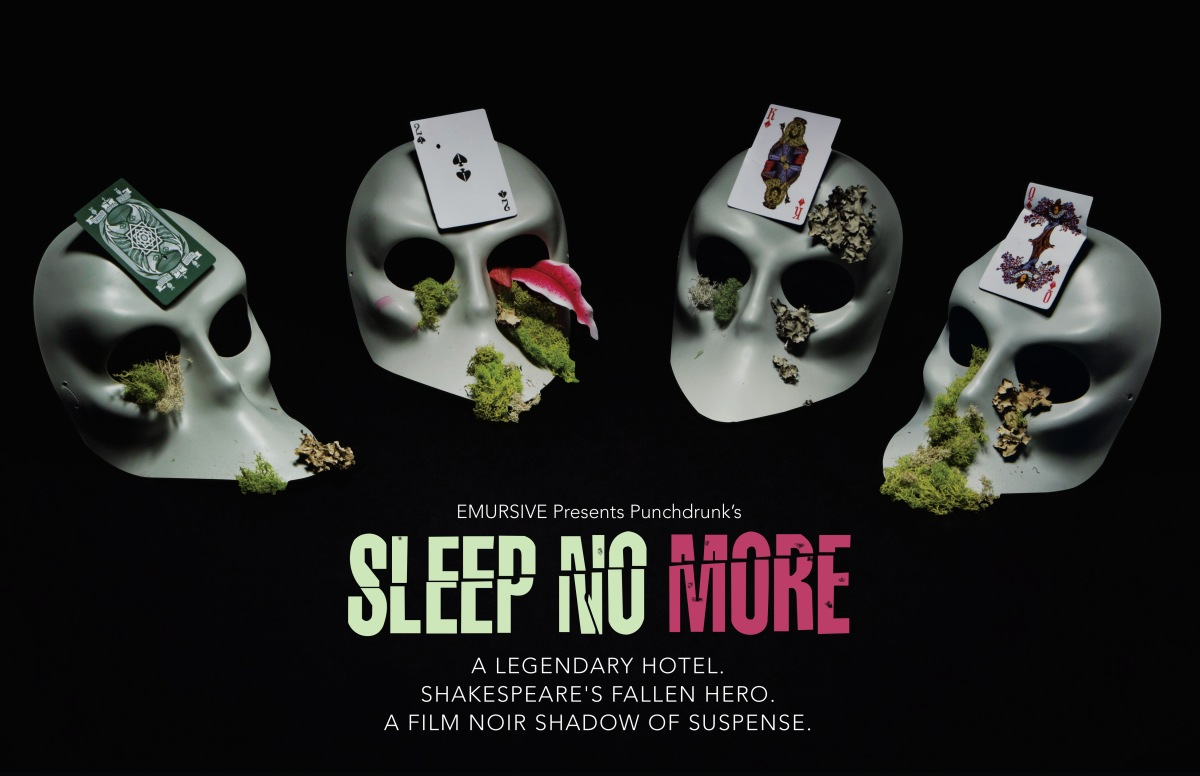 Sleep no more: um programa off Broadway em NYC