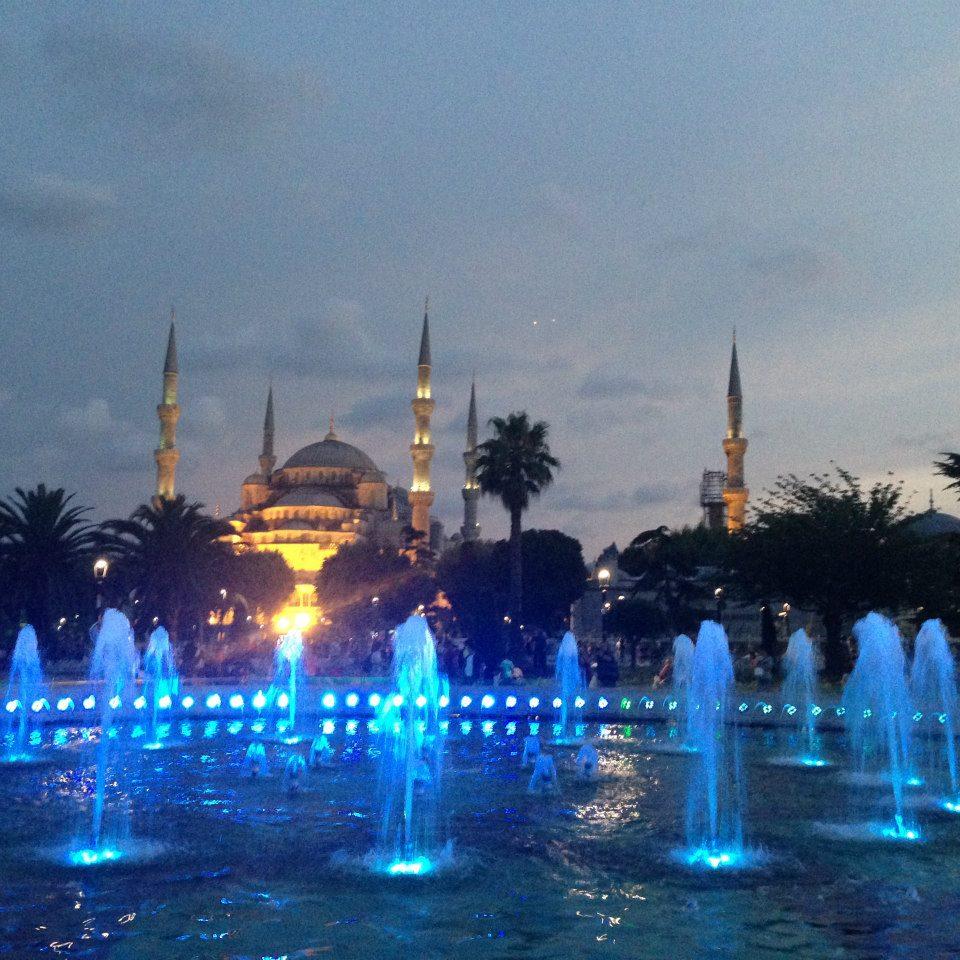 Istambul e suasmesquitas