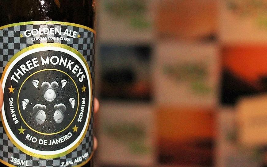 Cervejarias Cariocas: Three MonkeysBeer