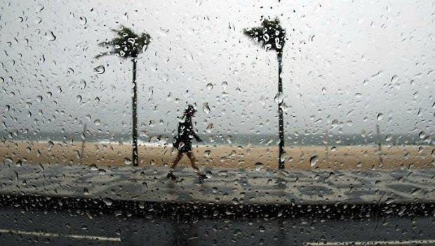 Ih, chuva no Rio! Eagora?