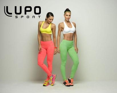 Percebendo essa popularidade das linhas esportivas, criou a Lupo Sports,  que agora é vendida para o grande público. Se bem conhecemos a Lupo, essas  roupas ... ec19b86467