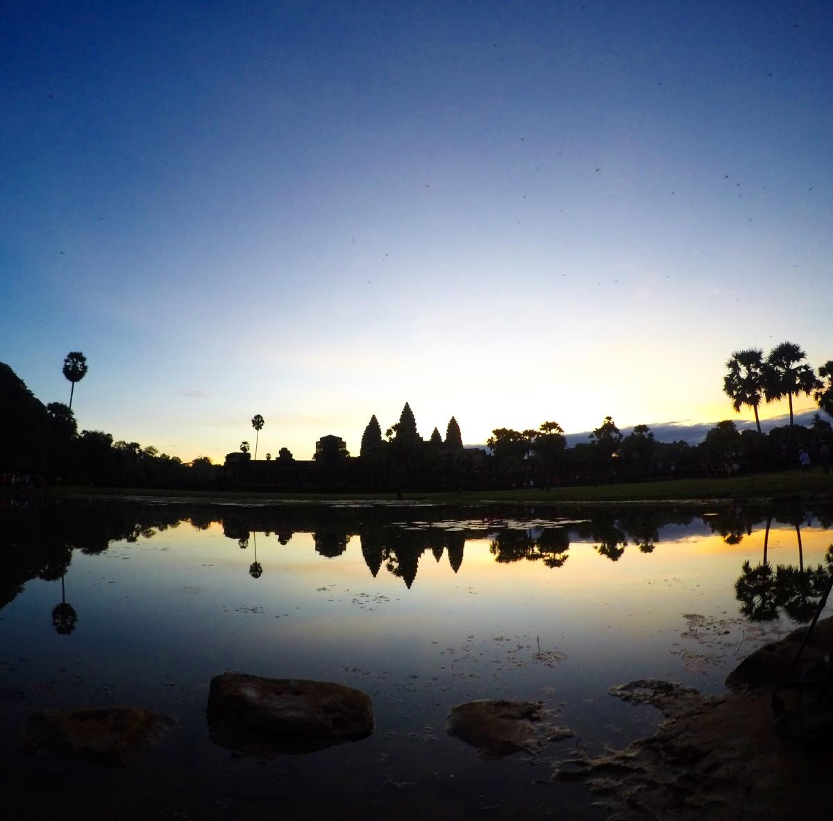Siem Reap: muito obrigada!