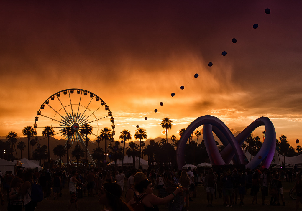 Coachella 2017: Tendências &Inspirações