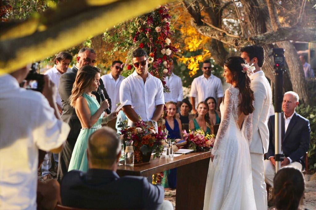 Sobre falar no casamento da sua melhoramiga